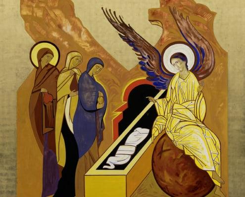 Christus de Heer is verrezen! Het Pastorale Team van het Parochiecluster wenst alle parochianen een zalig en vreugdevol Pasen 2020!!!