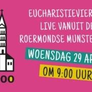 Eucharistieviering woensdag 29 april 2020