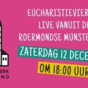 Eucharistieviering zaterdag 12 december 2020