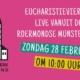 Eucharistieviering zondag 28 februari 2021