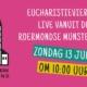 Eucharistieviering op zondag 13 juni 2021