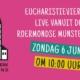 Eucharistieviering op zondag 6 juni 2021