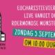 Eucharistieviering op zondag 5 september 2021